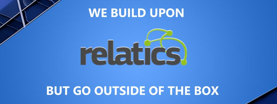 Relatics outside the box
